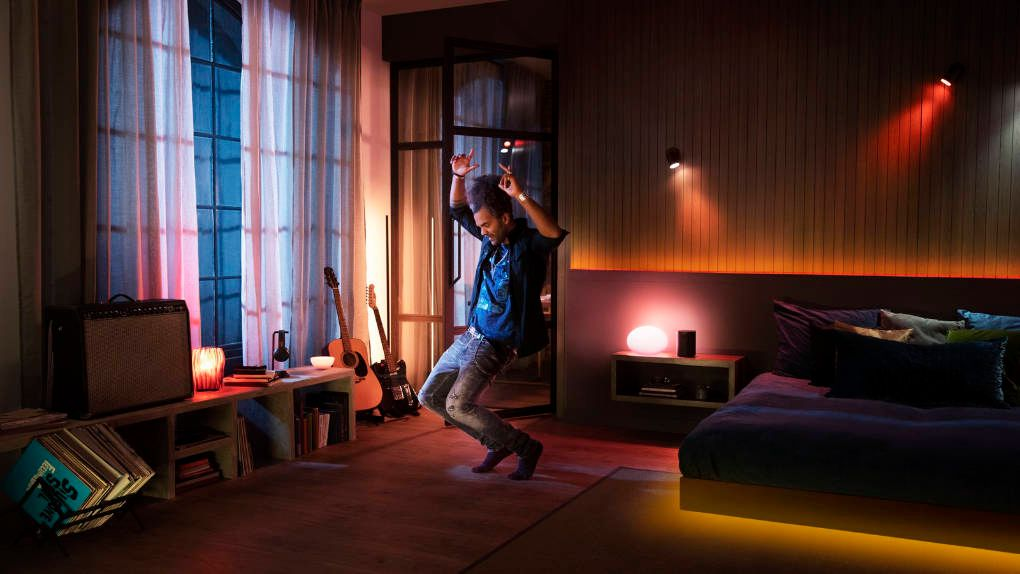 Spotify integration one of several news in Philips Hue