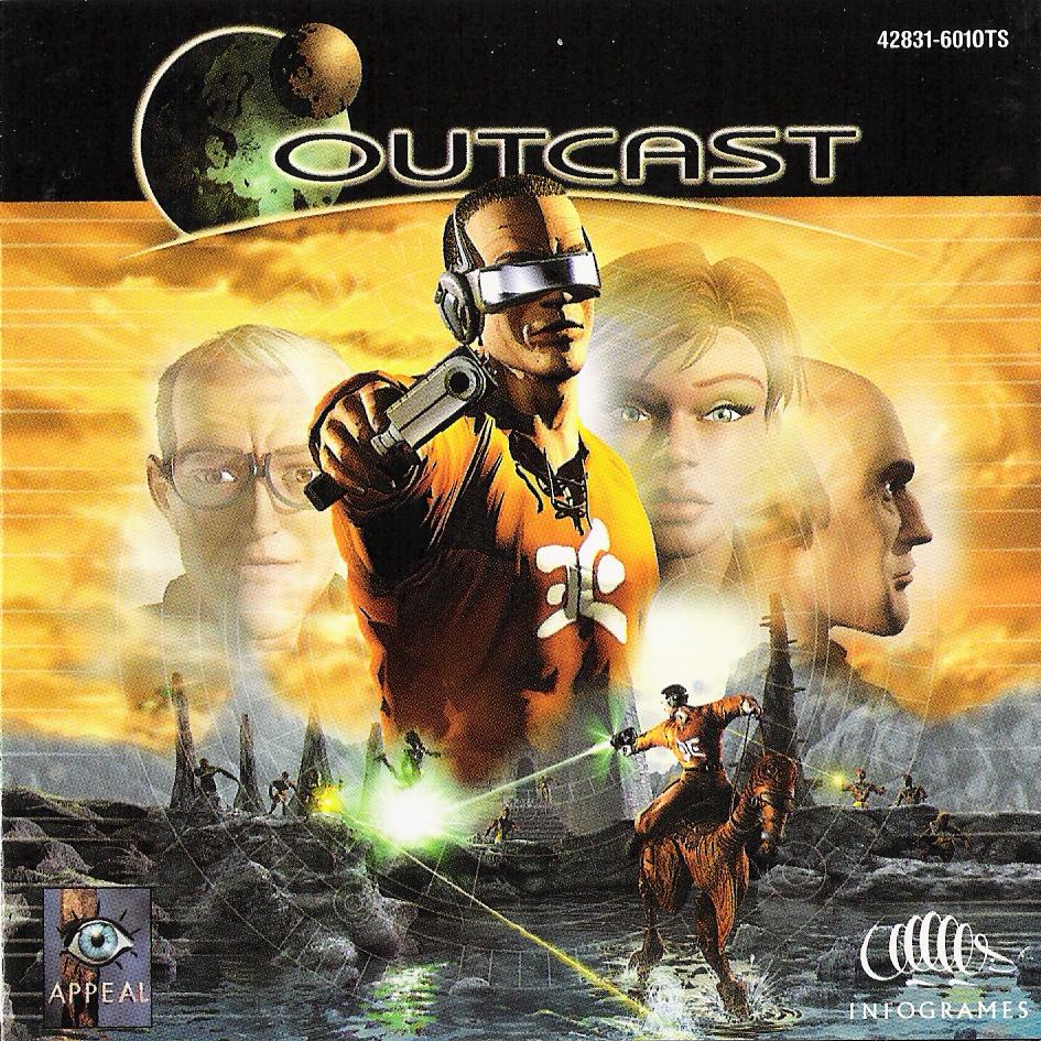 The PC classic Outcast gets a sequel