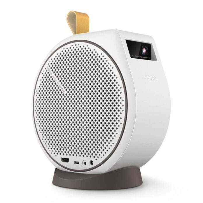 BenQ presents new portable projector with 2.1 sound system