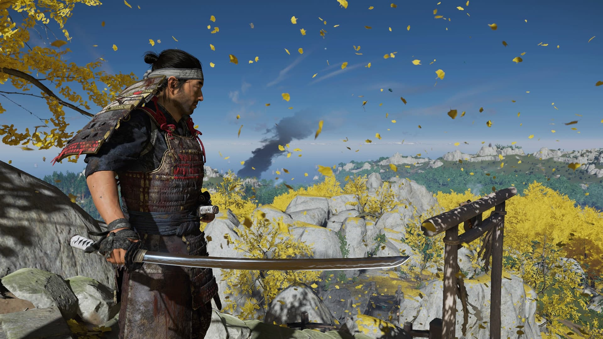 Review: Ghost of Tsushima – Director's Cut