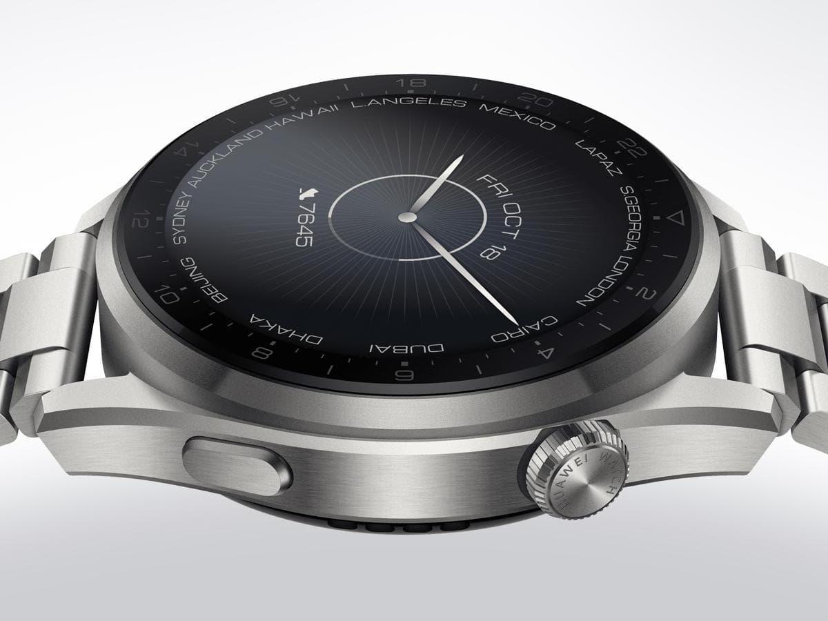 Test: Huawei Watch 3 Pro