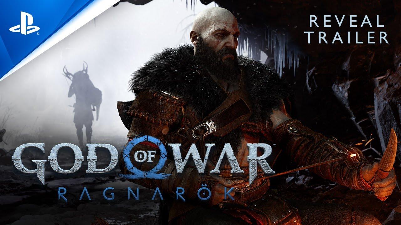 God of War: Ragnarök's first trailer is here!
