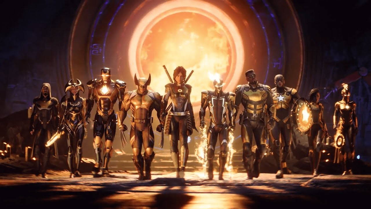 First gameplay from Marvel's Midnight Sun.
