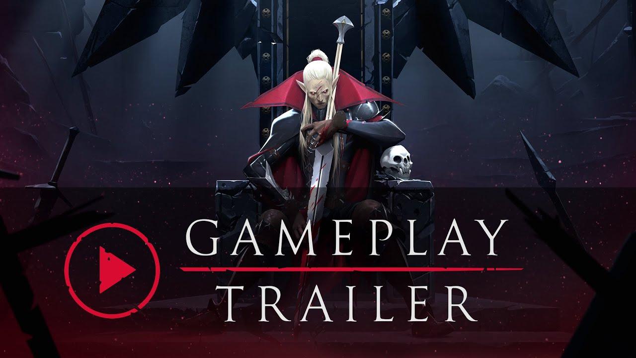 First gameplay trailer for V Rising