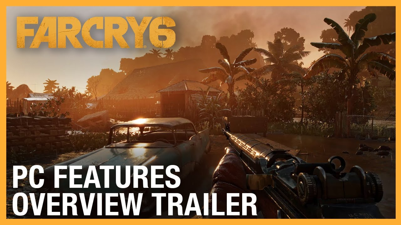 Will your PC handle Far Cry 6?
