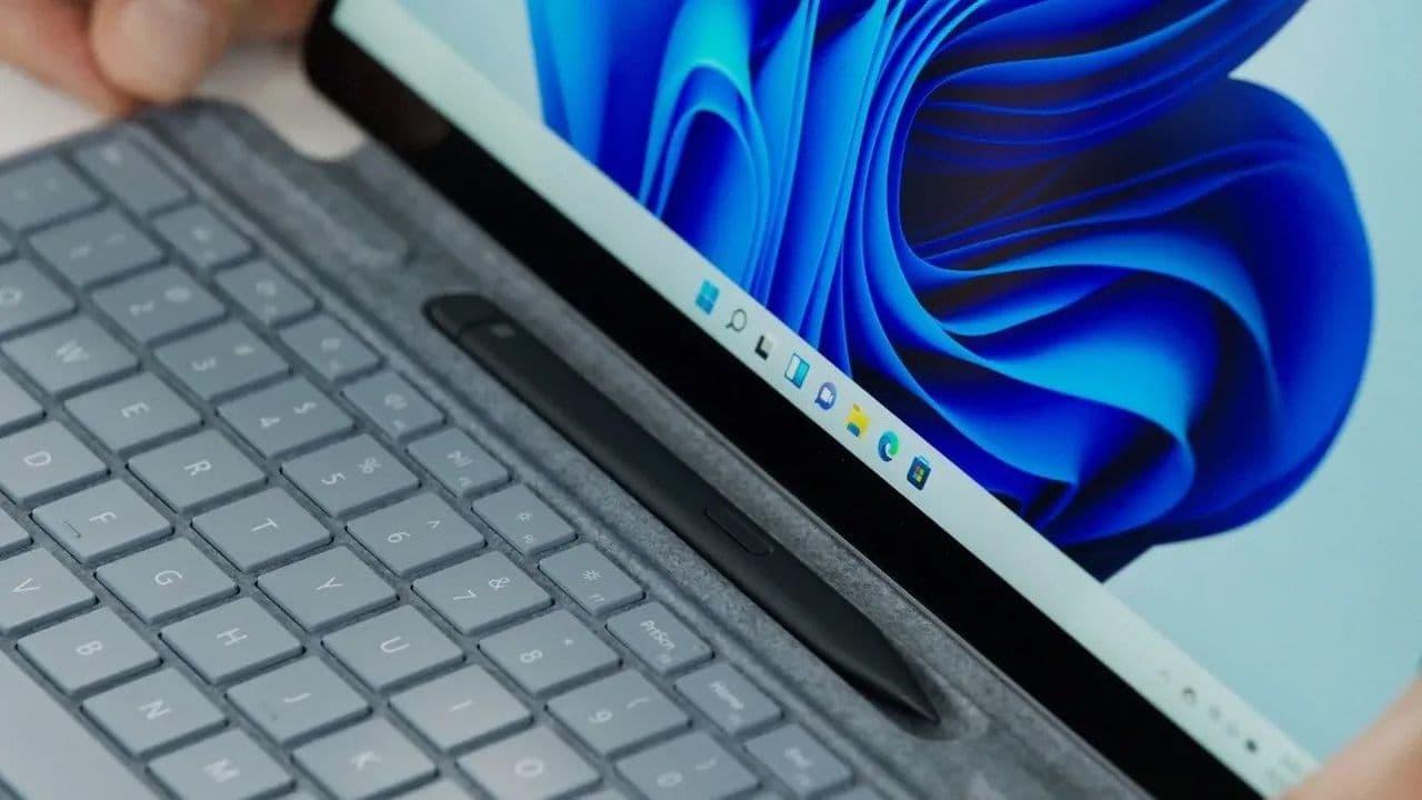 Microsoft presents Surface Pro 8
