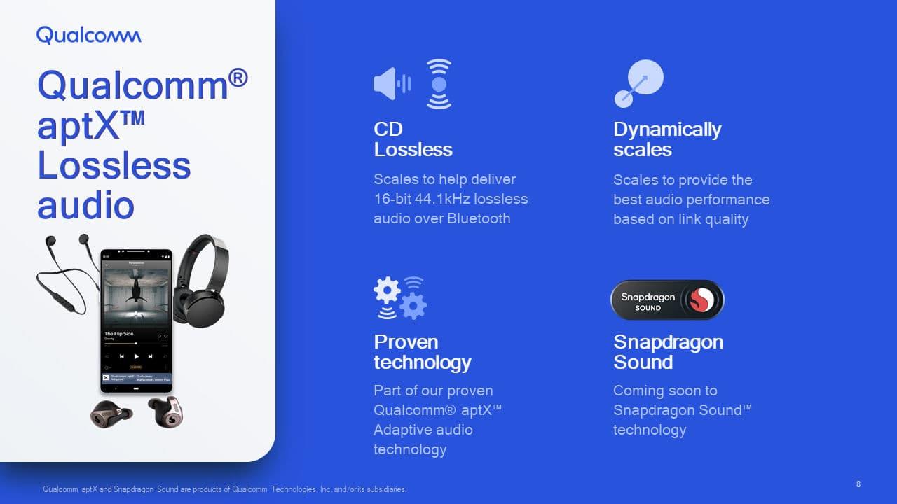 Stream lossless audio via Bluetooth soon