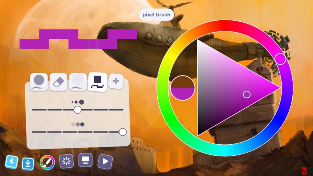 Review: Colors Live (Switch) – SENSES