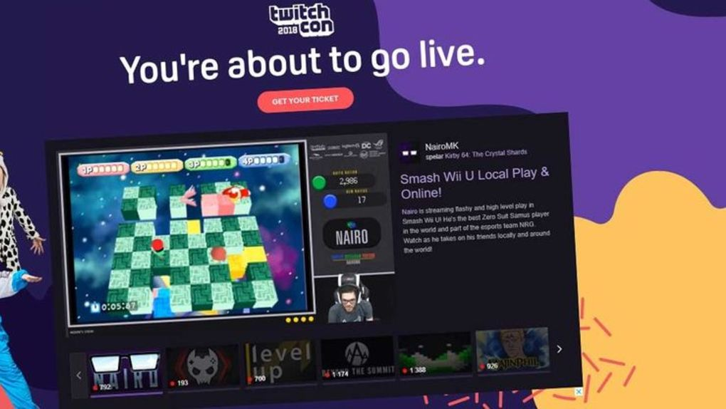 Tasks: Hackers have come across the source code for Twitch