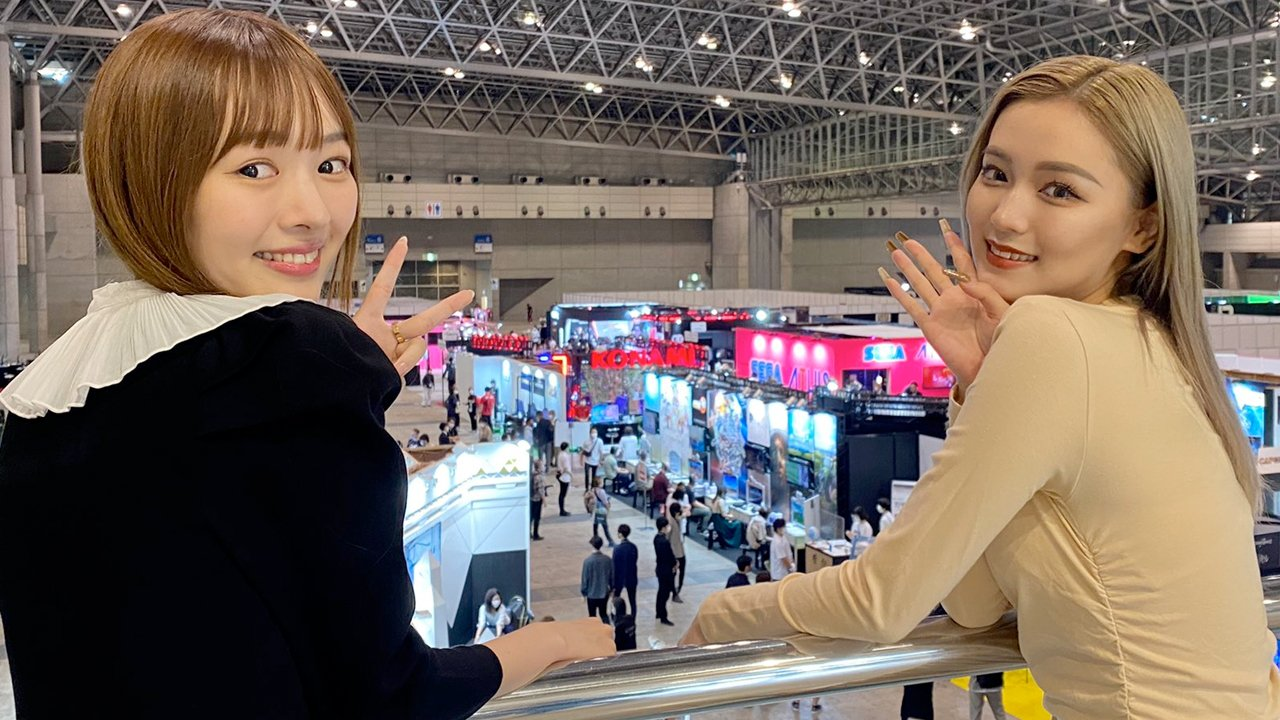 The Tokyo Game Show 2021 without an audience looks like this, the images