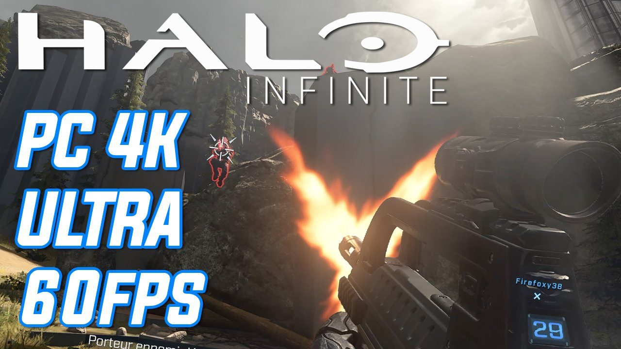 Halo Infinite: Flurry of kills with maximum graphics, OUR PC gameplay