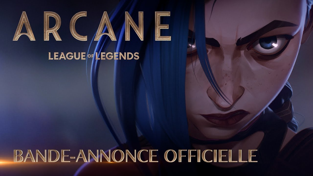 What to expect from the Arcane animated series in the League of Legends universe