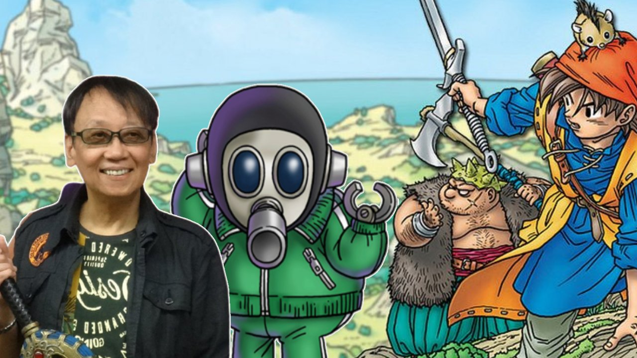 Akira Toriyama and Yuji Horii react to the death of the composer of Dragon Quest