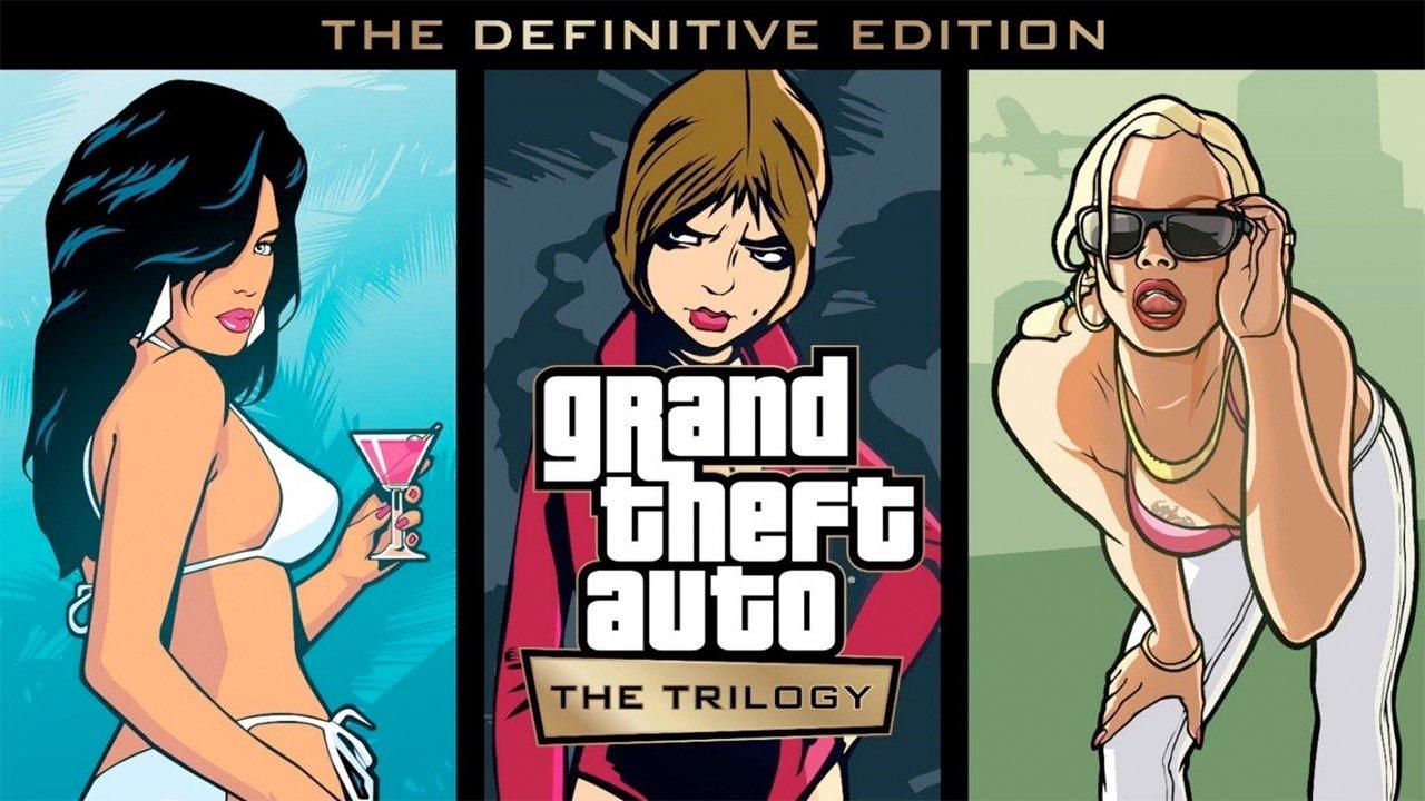 GTA The Trilogy The Definitive Edition Announced, Rockstar Promises Improvements