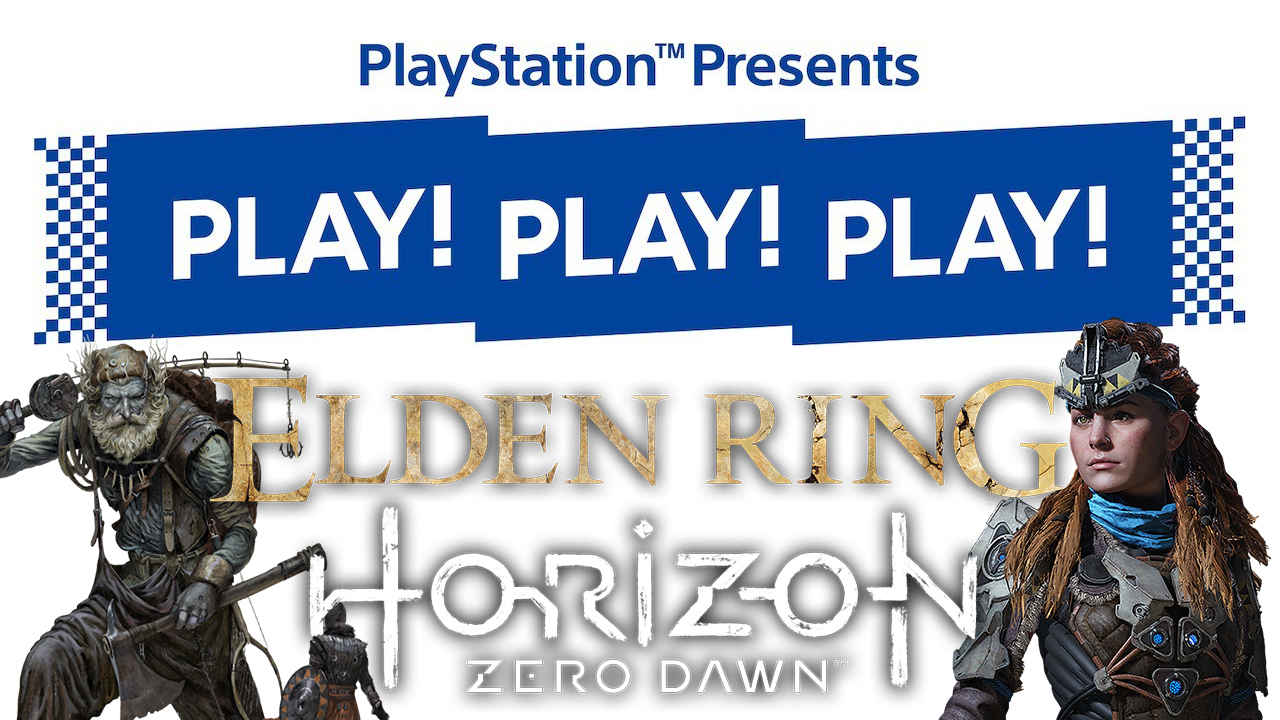 PS5: Sony announces live event with Horizon Forbidden West and Elden Ring