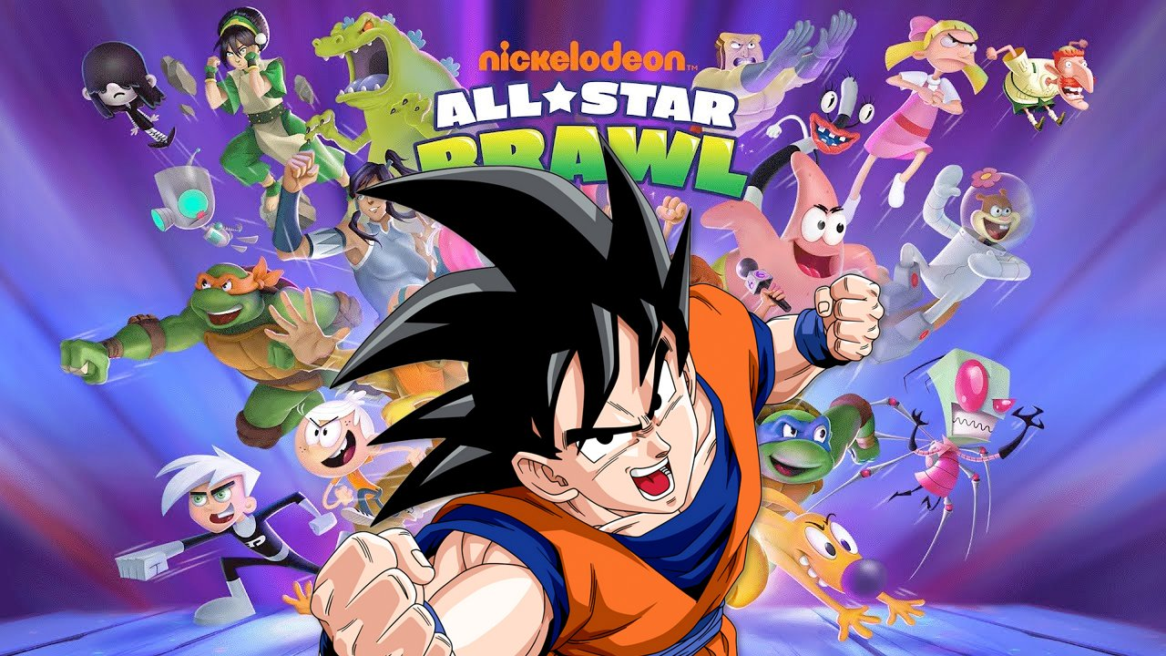 "Goku soon to face the Teenage Mutant Ninja Turtles or the Rugrats?  Nickelodeon All-Star Brawl developer ""responds"""
