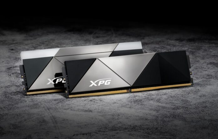 ADATA breaks records by overclocking DDR5