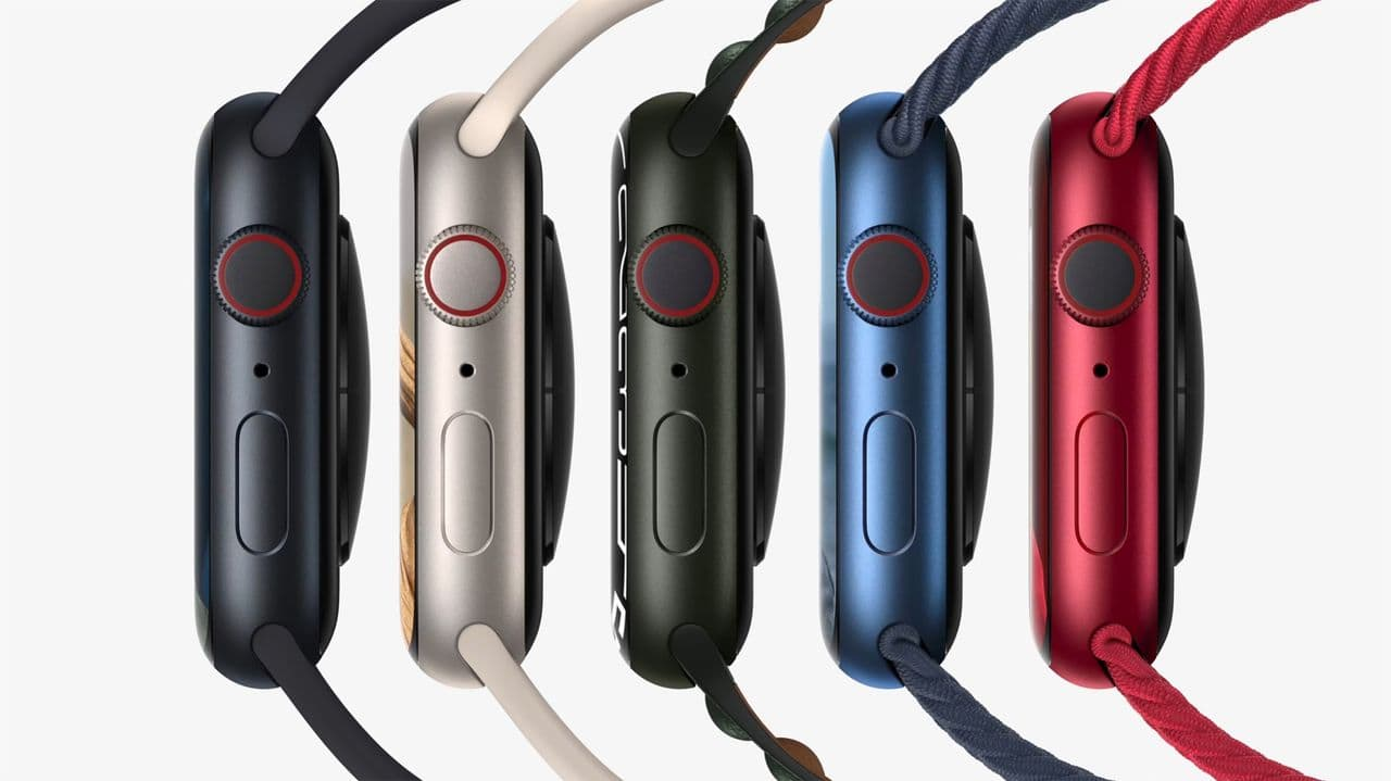 Apple Watch Series 7 has been given a start date for sales