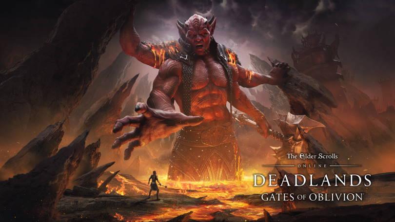 The gates of hell slam shut November 1 with The Elder Scrolls Online Deadlands