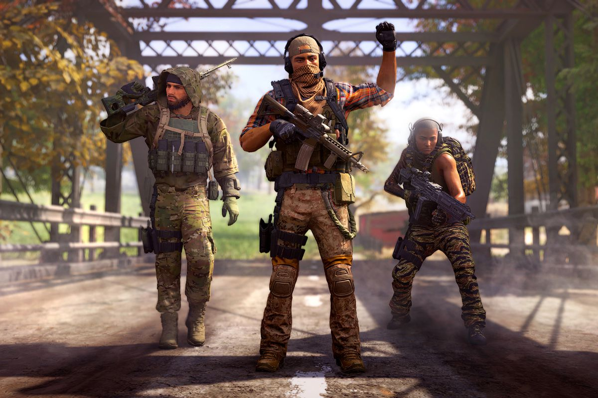 Ghost Recon: Frontline may not get rid of