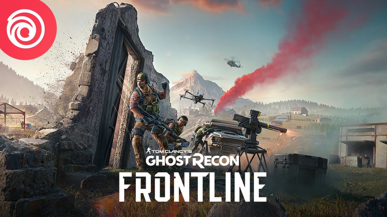 Ghost Recon: Frontline is a new Battle royale