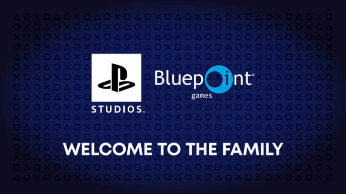 Sony announces that they have acquired Bluepoint Games