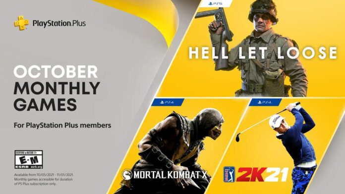 Playstation Plus games in October confirmed